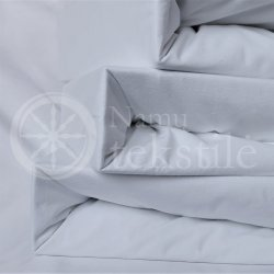 Waterproof cotton fitted sheets (white)