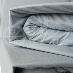 Jersey fitted sheet (grey)