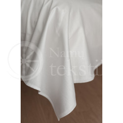 Satin sheets (white)