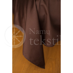 Satin sheets (brown)