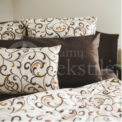 Satin bedding AIRA