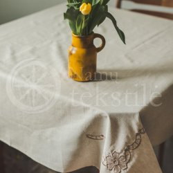 Tablecloth RUGIAGĖLĖ