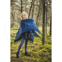 Cape DARK BLUE01